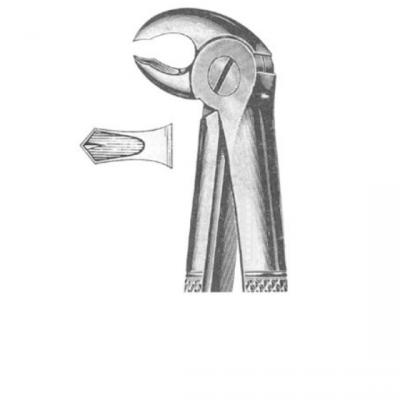 ekstrasjonstang instrument underkjevetang dental