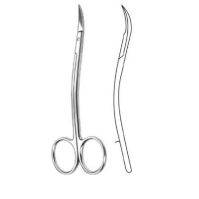 kirurgisk saks
